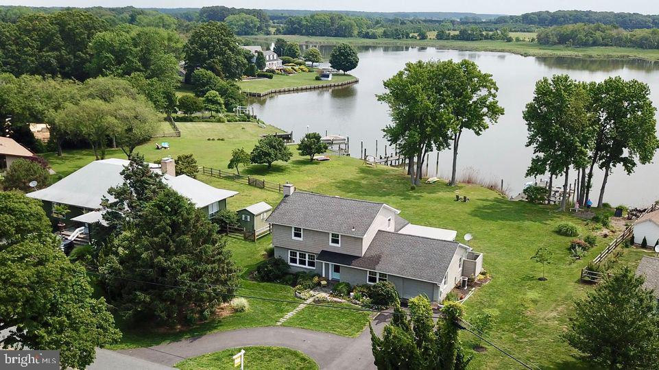 Single Family Homes のために 売買 アット Stevensville, メリーランド 21666 アメリカ