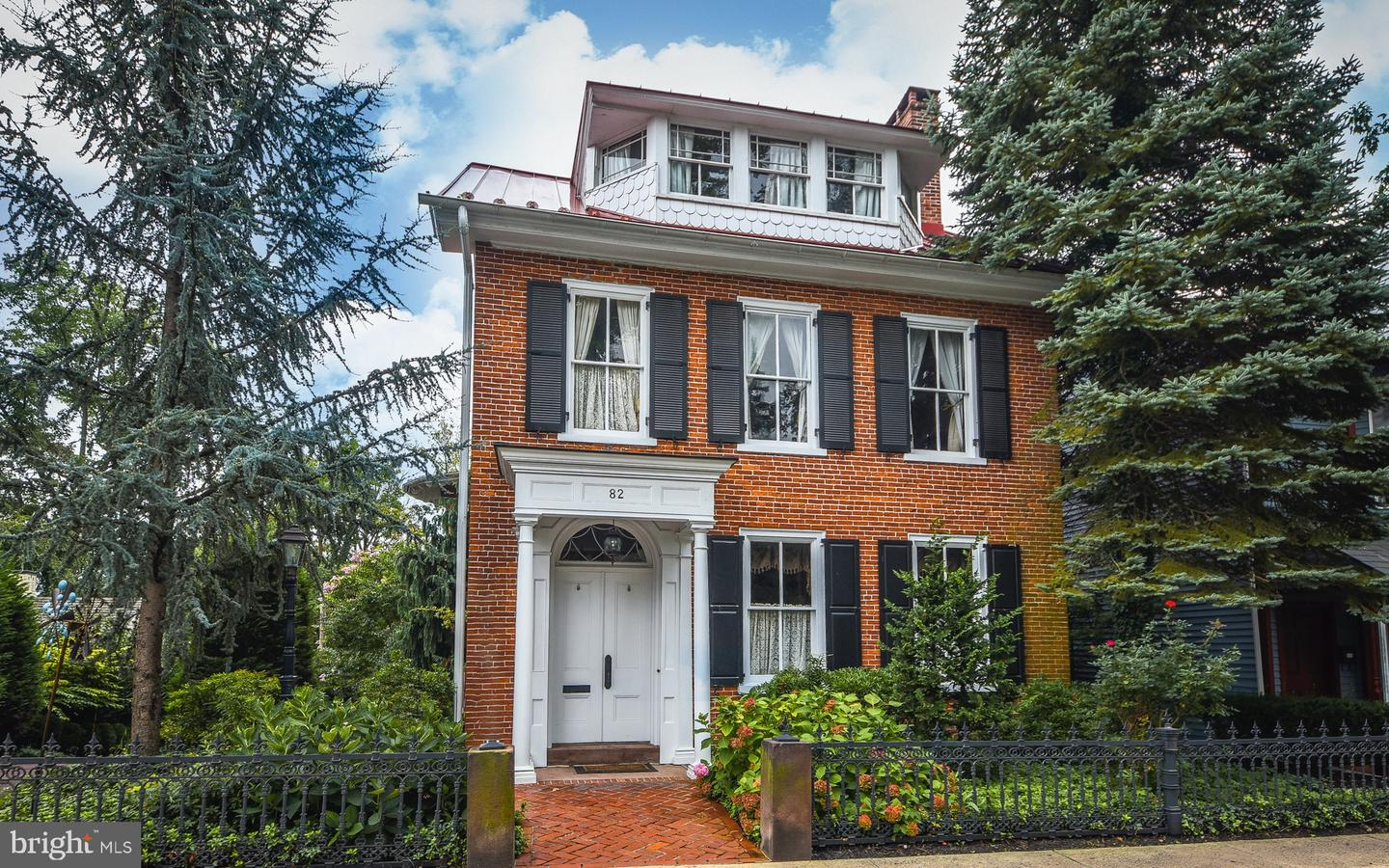 Single Family Homes for Sale at Doylestown, Pennsylvania 18901 United States