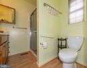 1st Floor Master Bathroom - 7 MILL FORGE CT, THURMONT