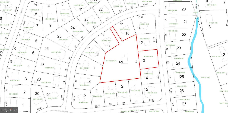 Земля для того Продажа на Annandale, Виргиния 22003 Соединенные Штаты