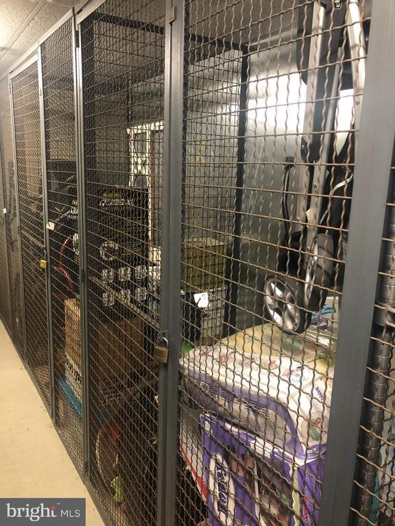 Storage # 2 - 1860 STRATFORD PARK PL #403, RESTON