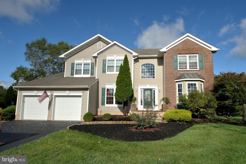 Single Family Homes för Försäljning vid Lawrenceville, New Jersey 08648 Förenta staterna