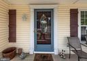 Welcoming Front Door - 7 MILL FORGE CT, THURMONT