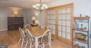 Dining Area - 7 MILL FORGE CT, THURMONT