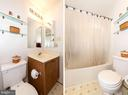 Upstairs Master Bathroom - 7 MILL FORGE CT, THURMONT