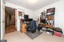 Basement Office - 7 MILL FORGE CT, THURMONT