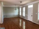 Formal Dining Room - 42759 FREEDOM ST, CHANTILLY