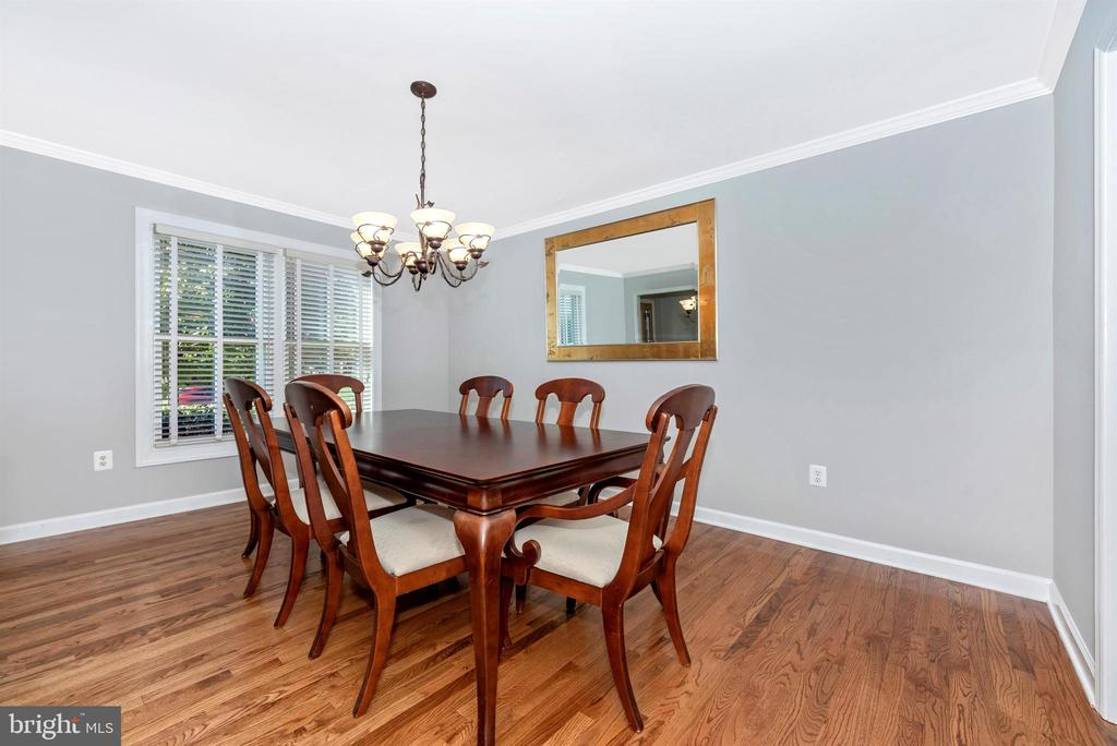Dining Room - 8904 KNOLLWOOD WAY, FREDERICK