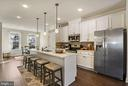 Gorgeous kitchen - 10724 SHADEWELL SPRING WAY, MANASSAS