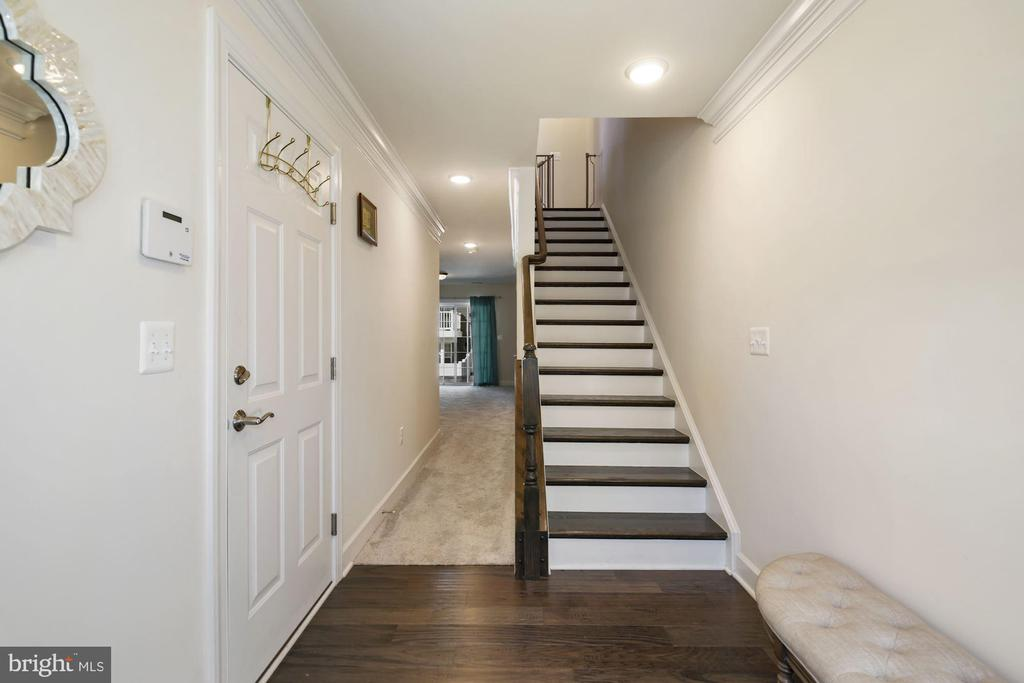 Finished walkout basement - 10724 SHADEWELL SPRING WAY, MANASSAS
