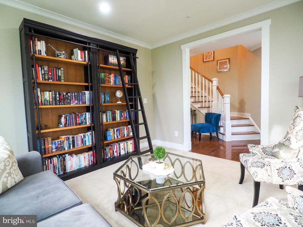 Formal Living Room - 2480 POTOMAC RIVER BLVD, DUMFRIES