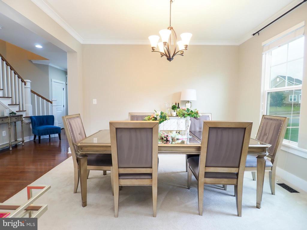 Dining Room - 2480 POTOMAC RIVER BLVD, DUMFRIES