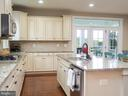 Upgraded cabinetry - 2480 POTOMAC RIVER BLVD, DUMFRIES