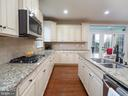 Kitchen - 2480 POTOMAC RIVER BLVD, DUMFRIES