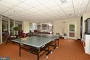 Game room - 1276 N WAYNE ST #805, ARLINGTON