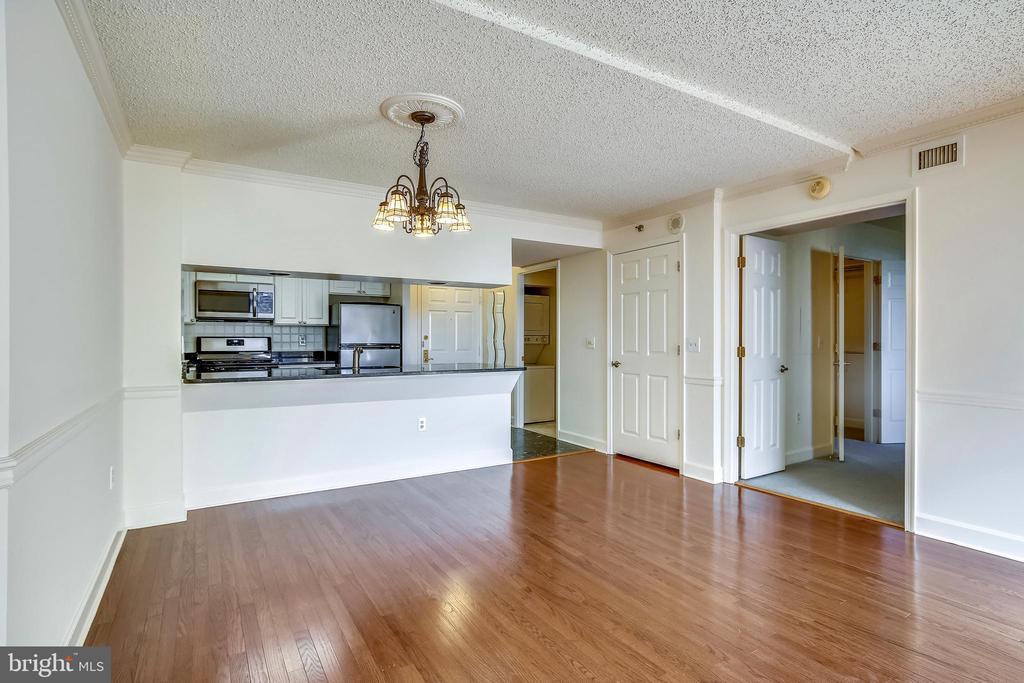 Dining area - 1276 N WAYNE ST #805, ARLINGTON