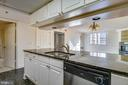 Kitchen - 1276 N WAYNE ST #805, ARLINGTON