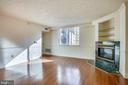 Living room - 1276 N WAYNE ST #805, ARLINGTON