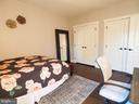 5th bedroom double closet - 2480 POTOMAC RIVER BLVD, DUMFRIES
