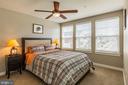 3rd Bedroom upstairs - 16928 TAKEAWAY LN, DUMFRIES