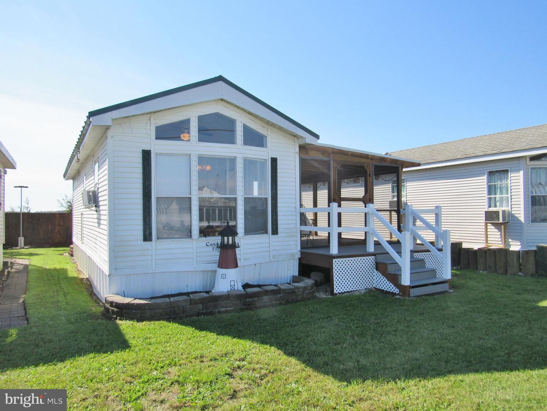 Single Family Homes pour l Vente à Newport, New Jersey 08345 États-Unis
