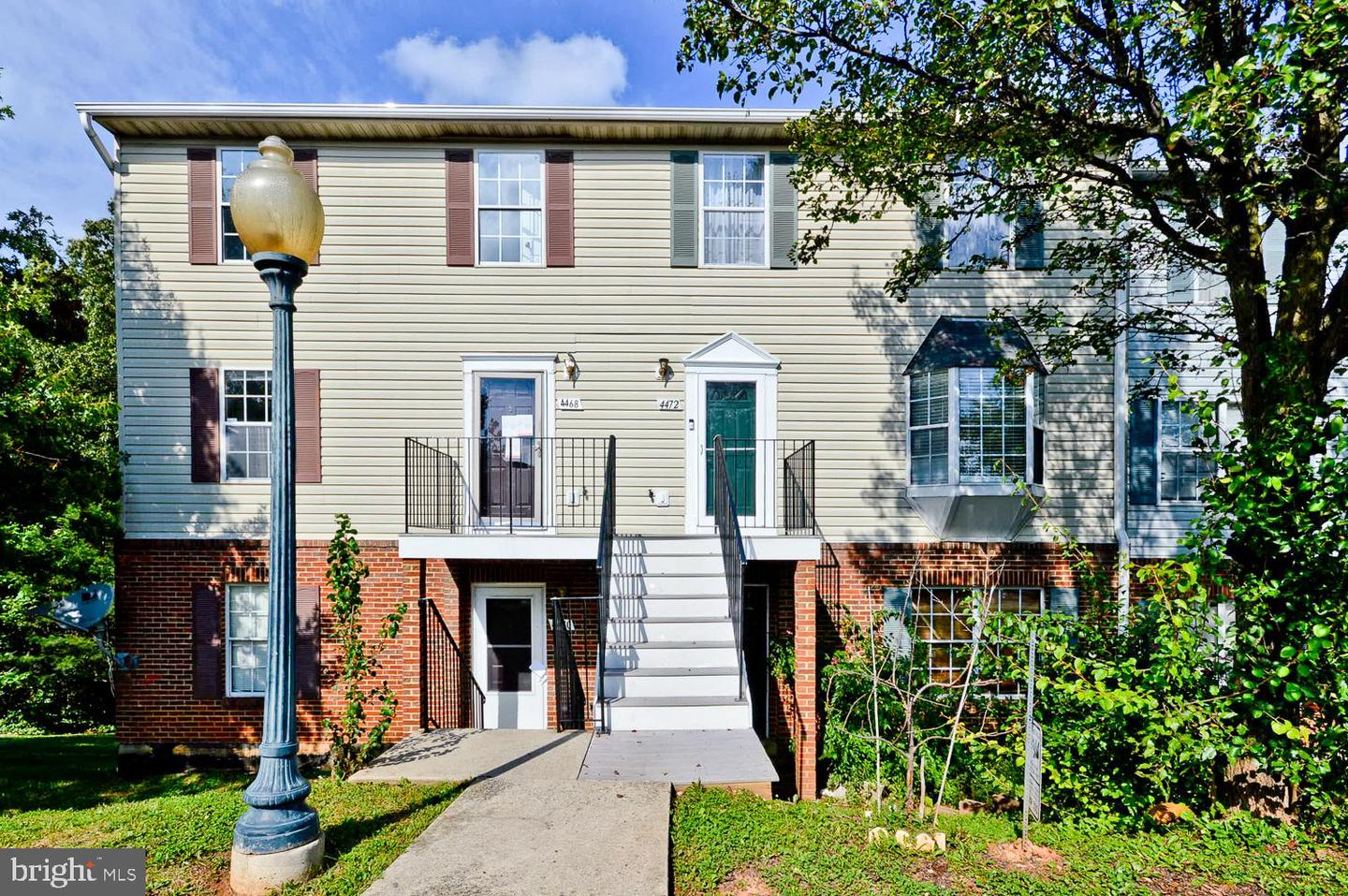 Single Family Homes for Sale at Bladensburg, Maryland 20710 United States