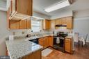 Beautifully Updated Kitchen - 7408 ELECTRA CT, GAITHERSBURG