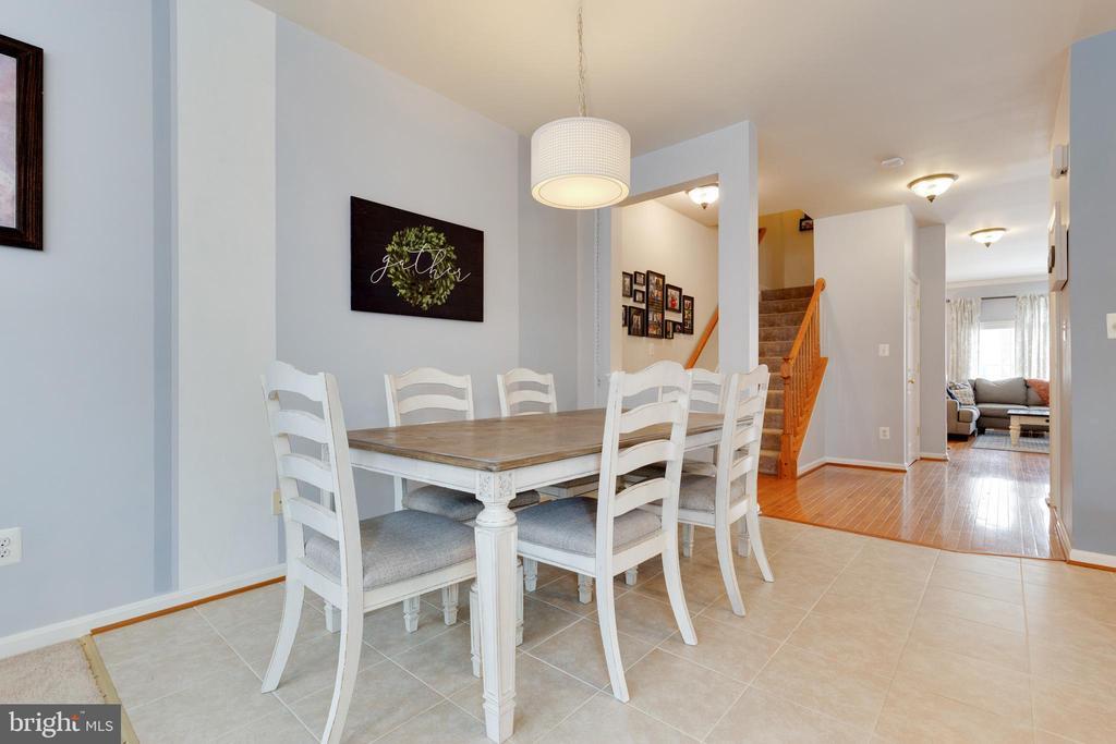 Breakfast Room - 1507 SHIELDS TER NE, LEESBURG