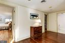 Upper Level to master bedroom suite - 8730 FOX GAP RD, MIDDLETOWN