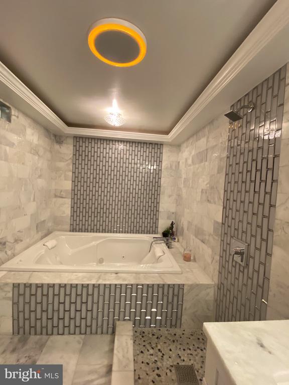Bath in main bedroom - 15105 MCKNEW RD, BURTONSVILLE