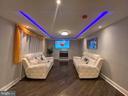 Second living room - 15105 MCKNEW RD, BURTONSVILLE
