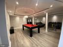 Finished basement - 15105 MCKNEW RD, BURTONSVILLE