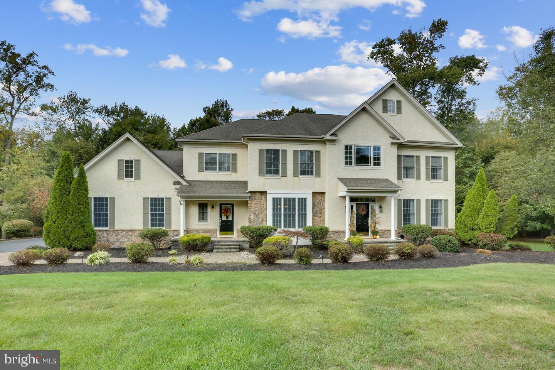 Single Family Homes pour l Vente à Allentown, New Jersey 08501 États-Unis
