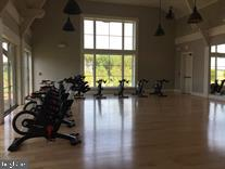 Yoga or multi purpose room at the gym - 2480 POTOMAC RIVER BLVD, DUMFRIES