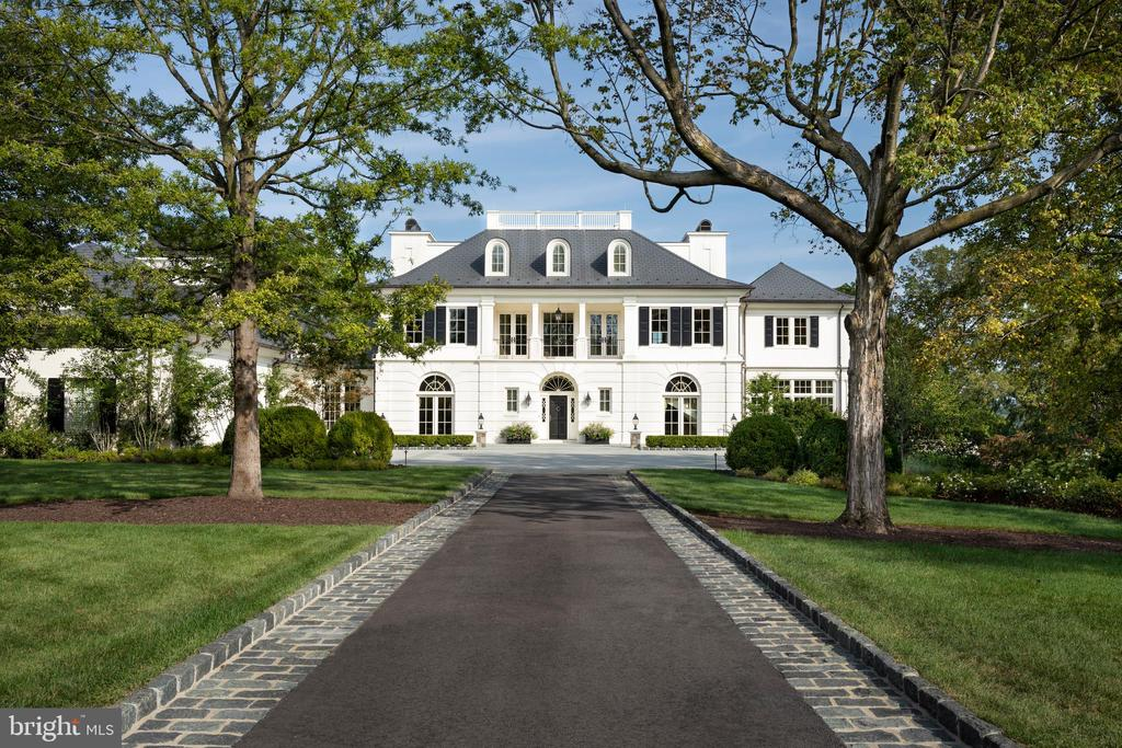River View Estate -16.5 acres on the Potomac River - 7979 E BOULEVARD DR, ALEXANDRIA