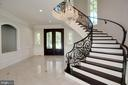 Grand Foyer/ Reception - 7853 LANGLEY RIDGE RD, MCLEAN
