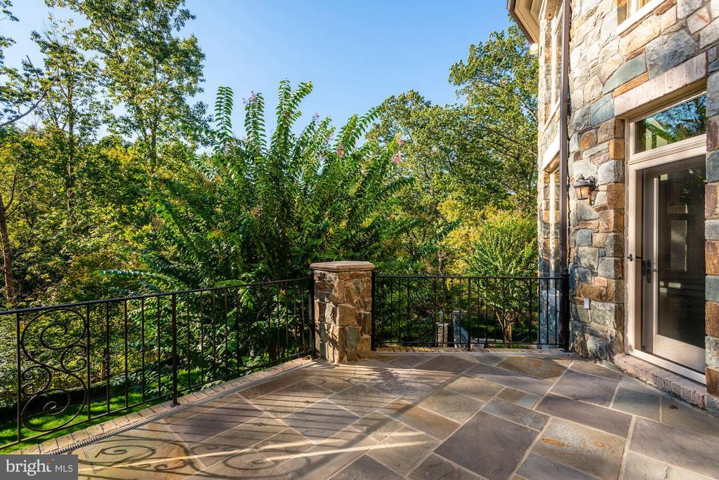 Seasonal Views from Terrace - 7853 LANGLEY RIDGE RD, MCLEAN