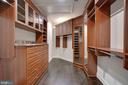Walk-in Closet #2 - 7853 LANGLEY RIDGE RD, MCLEAN