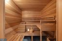 Sauna - 7853 LANGLEY RIDGE RD, MCLEAN