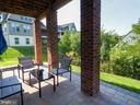 View from Covered paver patio - 2480 POTOMAC RIVER BLVD, DUMFRIES