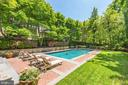 Swimming Pool with  Ample Seating Areas - 4400 GARFIELD ST NW, WASHINGTON