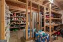PLENTY of storage in this home (one of two rooms) - 116 CHRISWOOD LN, STAFFORD