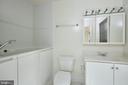 En Suite Bathroom for Bedroom 1 with walk-in spa - 5517 SOUTHWICK ST, BETHESDA