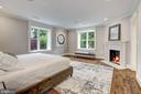 Master Suite with Fireplace - 216 8TH ST NE #1, WASHINGTON