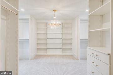 Master Closet - 11705 VALLEY RD, FAIRFAX
