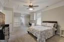 Second master suite upstairs Bedroom (5) - 43121 FLING CT, BROADLANDS
