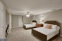 Additional very large room downstairs - 43121 FLING CT, BROADLANDS