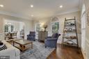 Formal living room - 43121 FLING CT, BROADLANDS