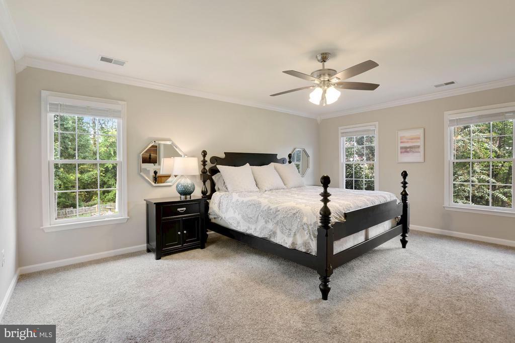 New carpet throughout 3rd floor - 43121 FLING CT, BROADLANDS