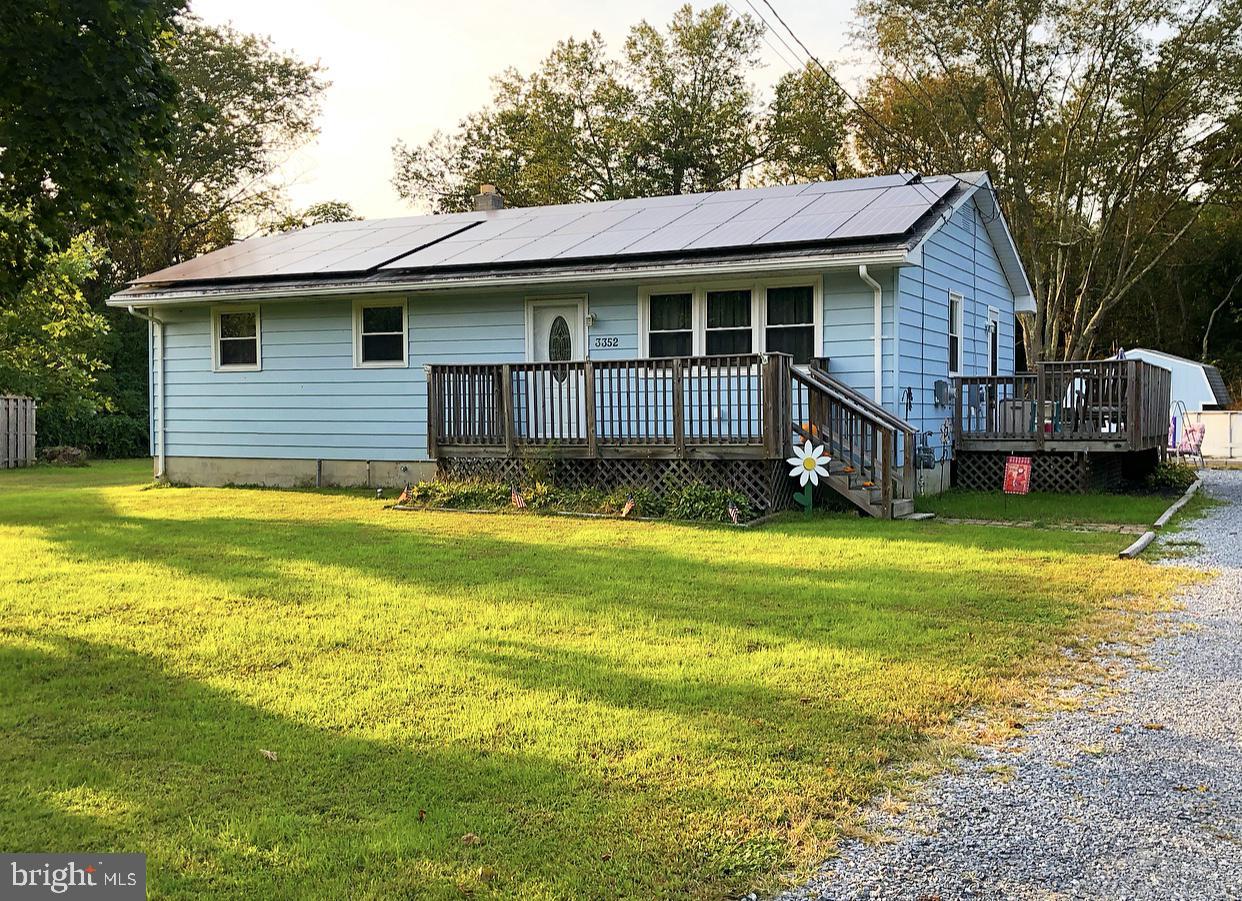 Single Family Homes 용 매매 에 Cedarville, 뉴저지 08311 미국